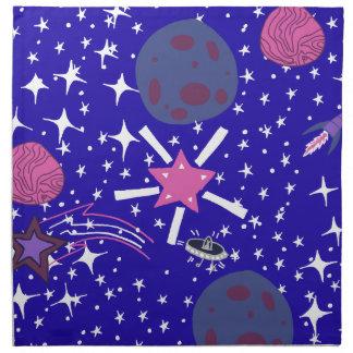 nebula napkin