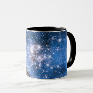 Nebula NGC 346 Infant Stars - Hubble Space Photo Mug