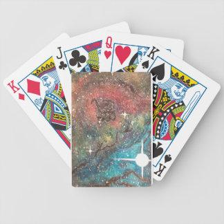 Nebula Poker Deck