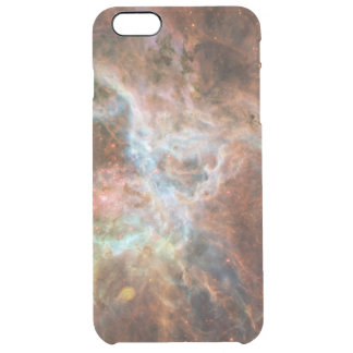 Nebula space galaxy stars hipster geek cool trendy clear iPhone 6 plus case