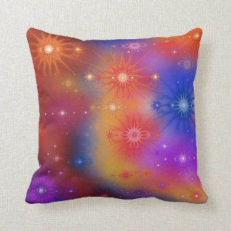 Nebula Star Clusters Cushion