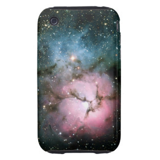 Nebula stars galaxy hipster geek cool nature space tough iPhone 3 cases
