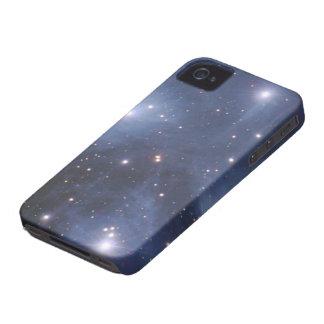 Nebulae Stars Outer Space Blackberry Case 3
