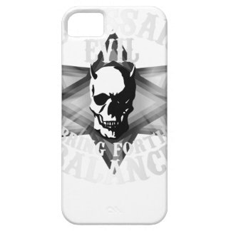 Necessary Evil Barely There iPhone 5 Case