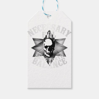 Necessary Evil Gift Tags