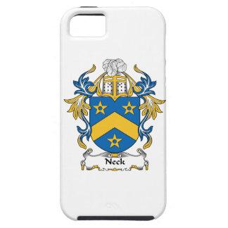Neck Family Crest iPhone 5/5S Case