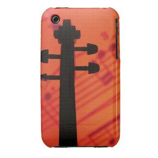 Neck of Violin iPhone 3 Case-Mate Cases