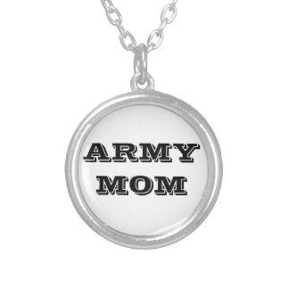 Necklace Army Mom