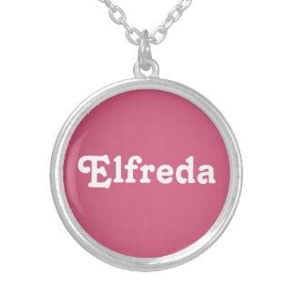 Necklace Elfreda