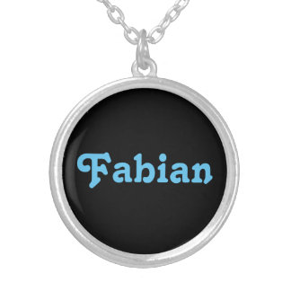 Necklace Fabian