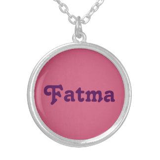 Necklace Fatma