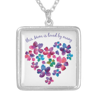 Necklace for a wonderful mom