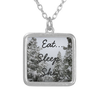 Necklace for Skiers