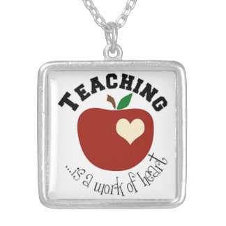 Necklace for teachers