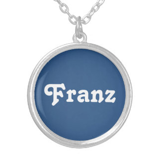Necklace Franz