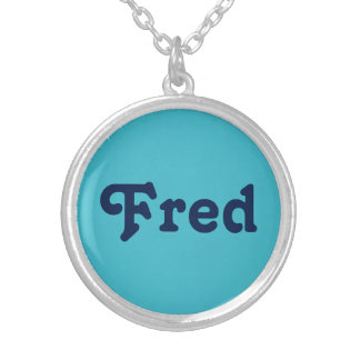 Necklace Fred