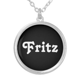 Necklace Fritz
