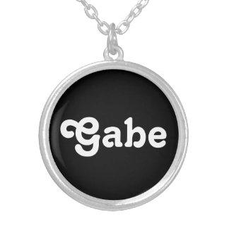 Necklace Gabe