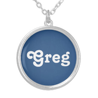 Necklace Greg