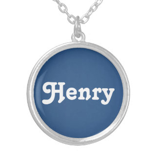 Necklace Henry