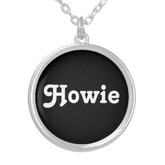 Necklace Howie