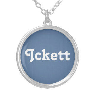 Necklace Ickett