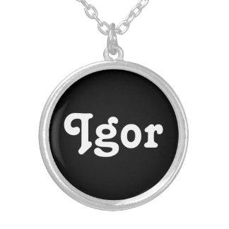 Necklace Igor