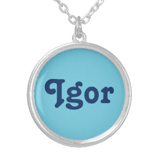 Necklace Igor