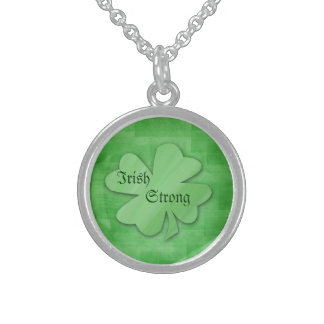 Necklace - Irish Strong