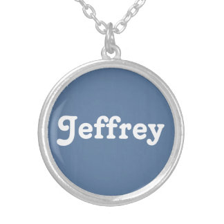 Necklace Jeffrey