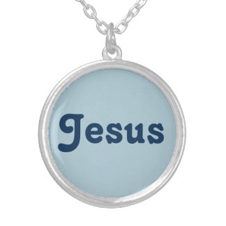 Necklace Jesus