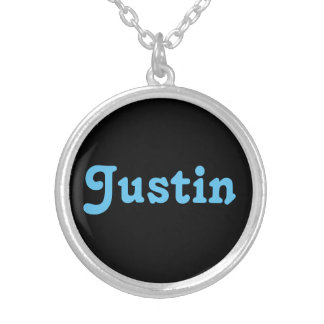 Necklace Justin