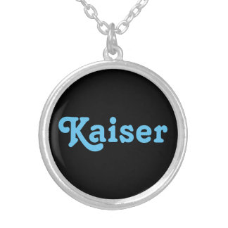 Necklace Kaiser