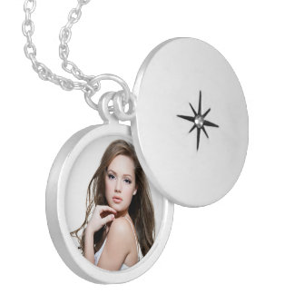 Necklace Locket Add Your Photo