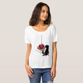 Necklace Love T-Shirt
