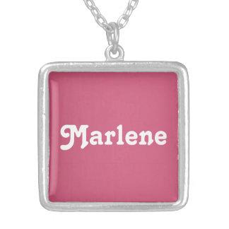 Necklace Marlene