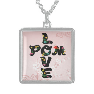 Necklace - Pom Love