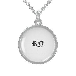 Necklace Registered Nurse