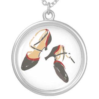 necklace shoes