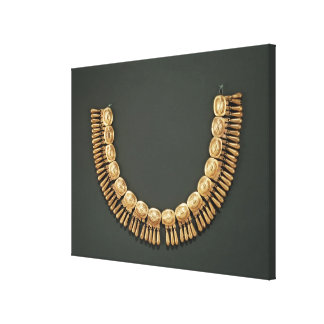 Necklace Stretched Canvas Prints
