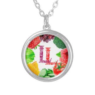 Necklace with Lady Luna Logo