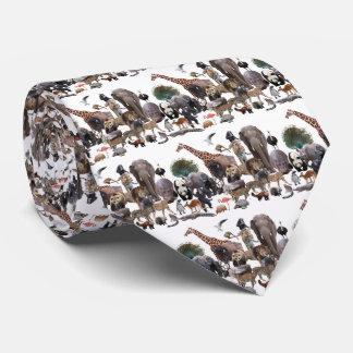Necktie 2 of animal