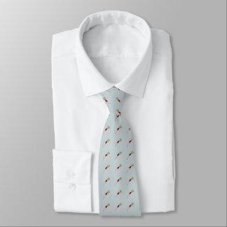 Necktie with French Radish