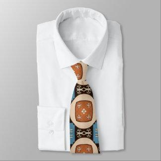 Necktie with samisk design!
