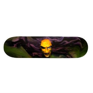 necromancer skateboard