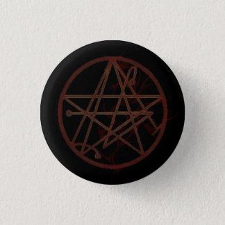 Necromancer's Seal 3 Cm Round Badge