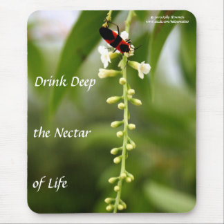 Nectar of Life Mouse Pad