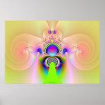 Nectar-Processing Bee Print