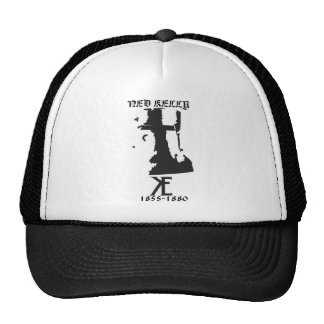Ned Kelly Helmet Hats