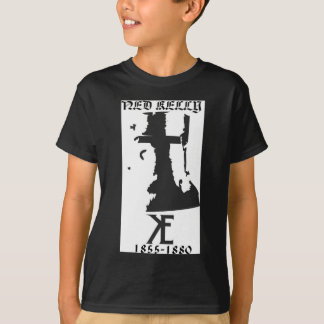 Ned Kelly Helmet T-Shirt